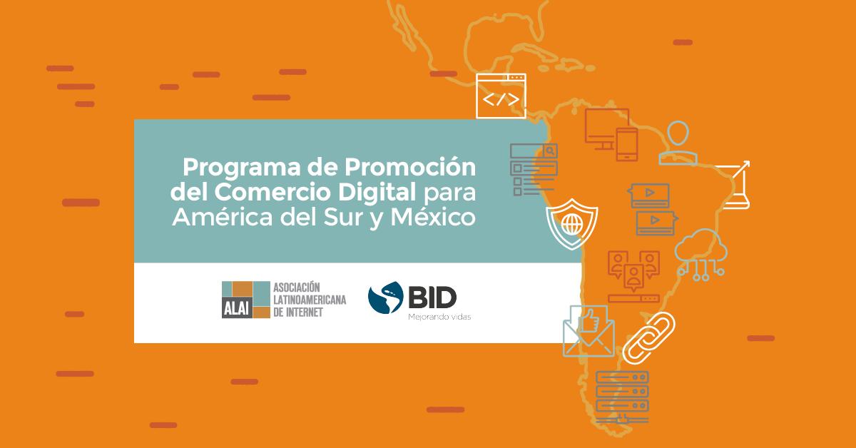 Programa de Promoción del Comercio Digital para América del Sur
