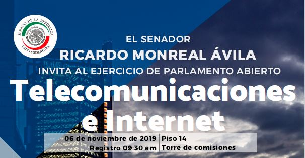 Comienza el Gran Diálogo Nacional para Modernizar la Economía Digital en México