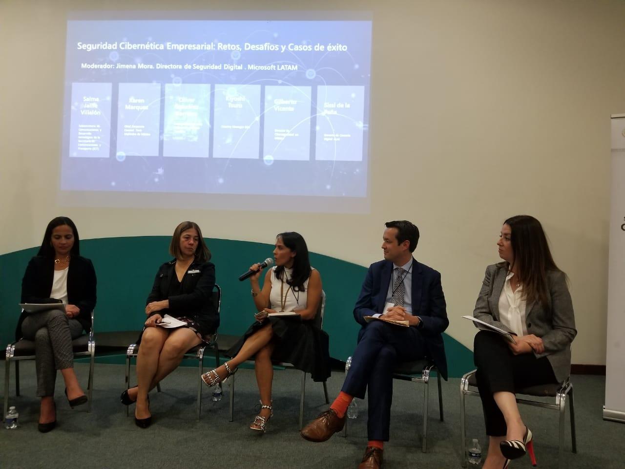 ALAI: en la 5ta Semana de la Ciberseguridad en México