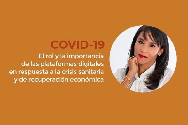 COVID-19:  Cómo ayudan las plataformas digitales a atravesar la crisis sanitaria y en la recuperación económica | Nuestra participación en el American Business Dialogue