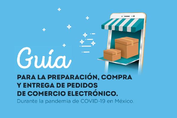 Comunicado | Guía para realizar compras seguras e higiénicas en          e-commerce durante la emergencia sanitaria por Covid-19
