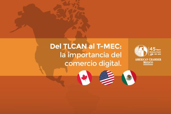 El comercio digital en el T-MEC: cómo regular sin inhibir la innovación
